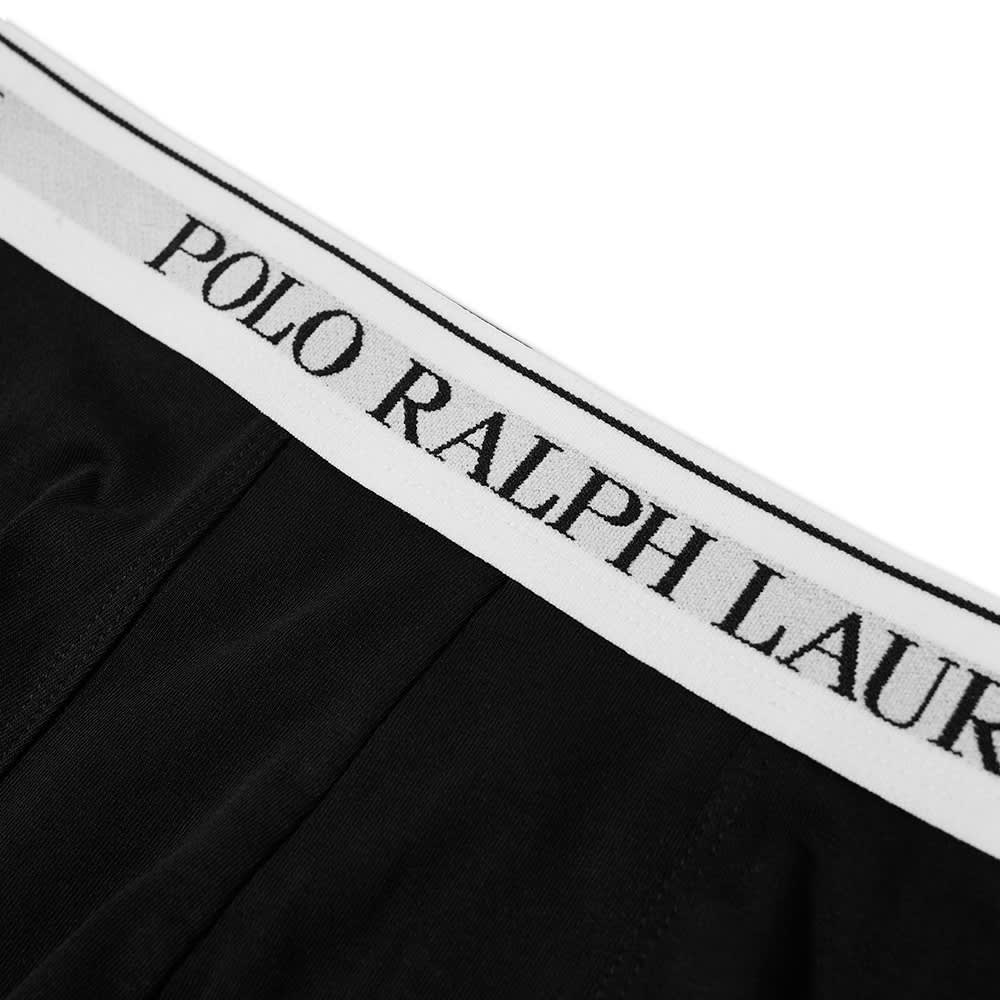 Polo Ralph Lauren Cotton Trunk - 3 Pack - Black & White