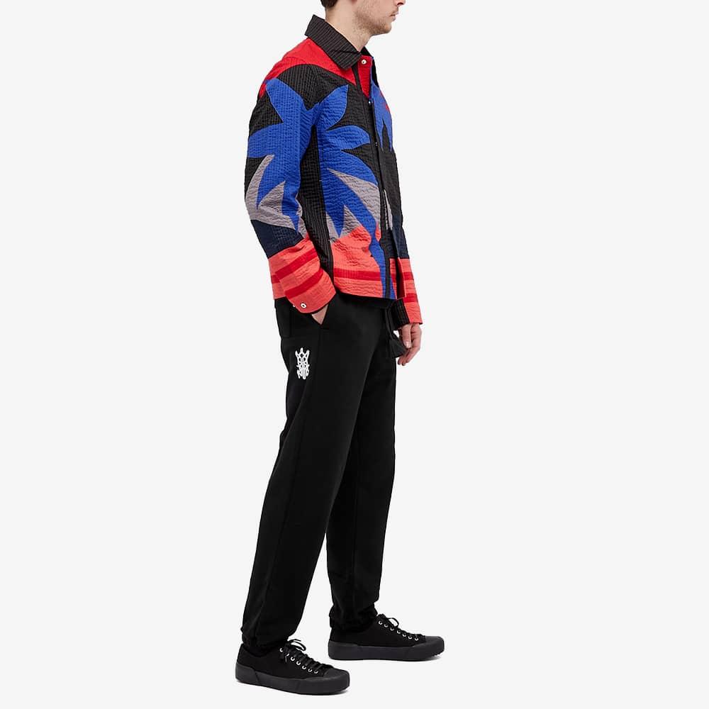5 Moncler Craig Green Pantalone Logo Jogger - Black