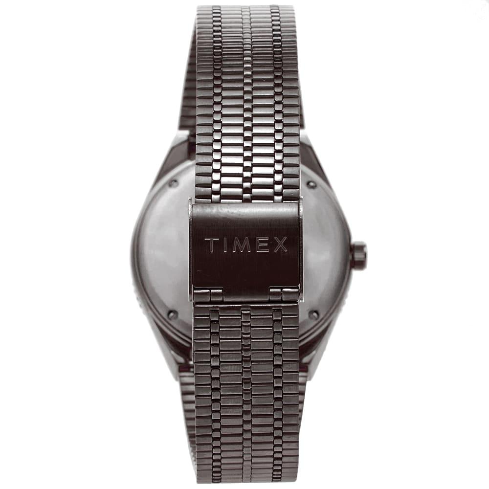 Timex Q Watch - Black & Grey