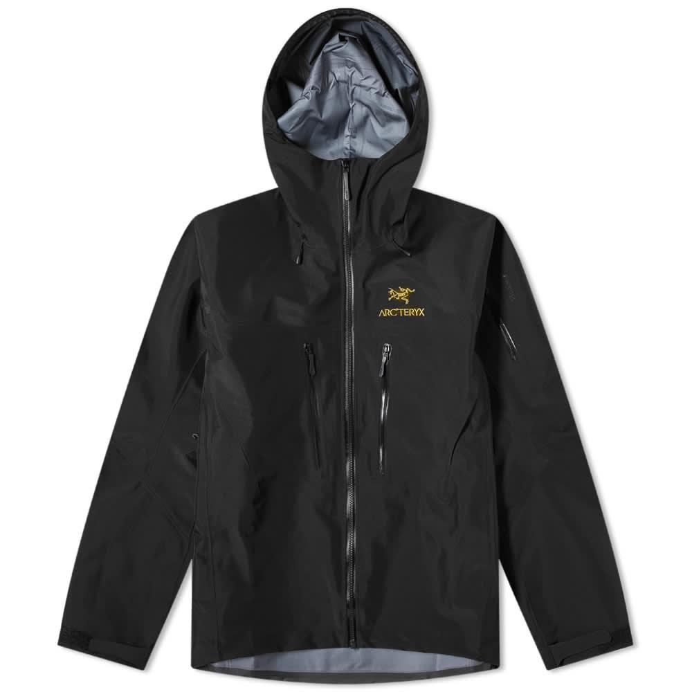 Arc'teryx SV Gore-Tex Jacket - Black