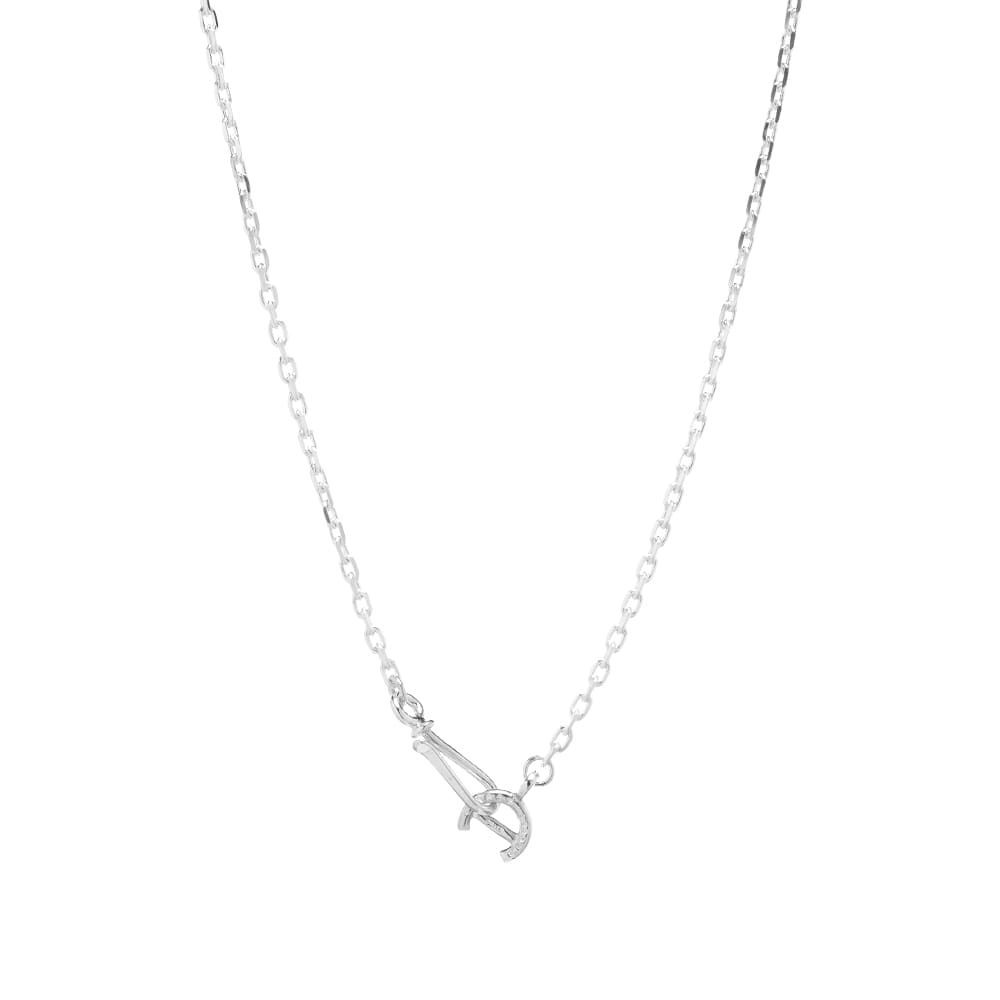 First Arrows 60Cm S Hook Clasp Chain - Silver