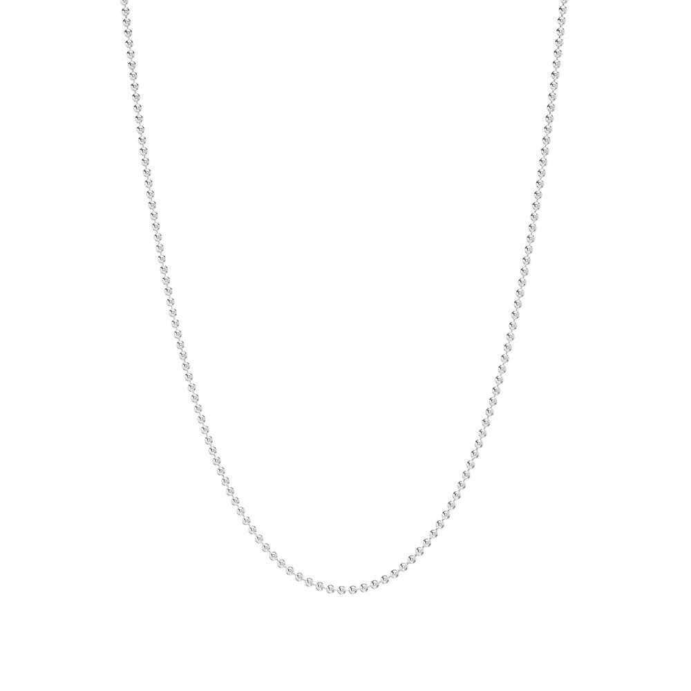 First Arrows 60 Cm S Ball Chain - Silver