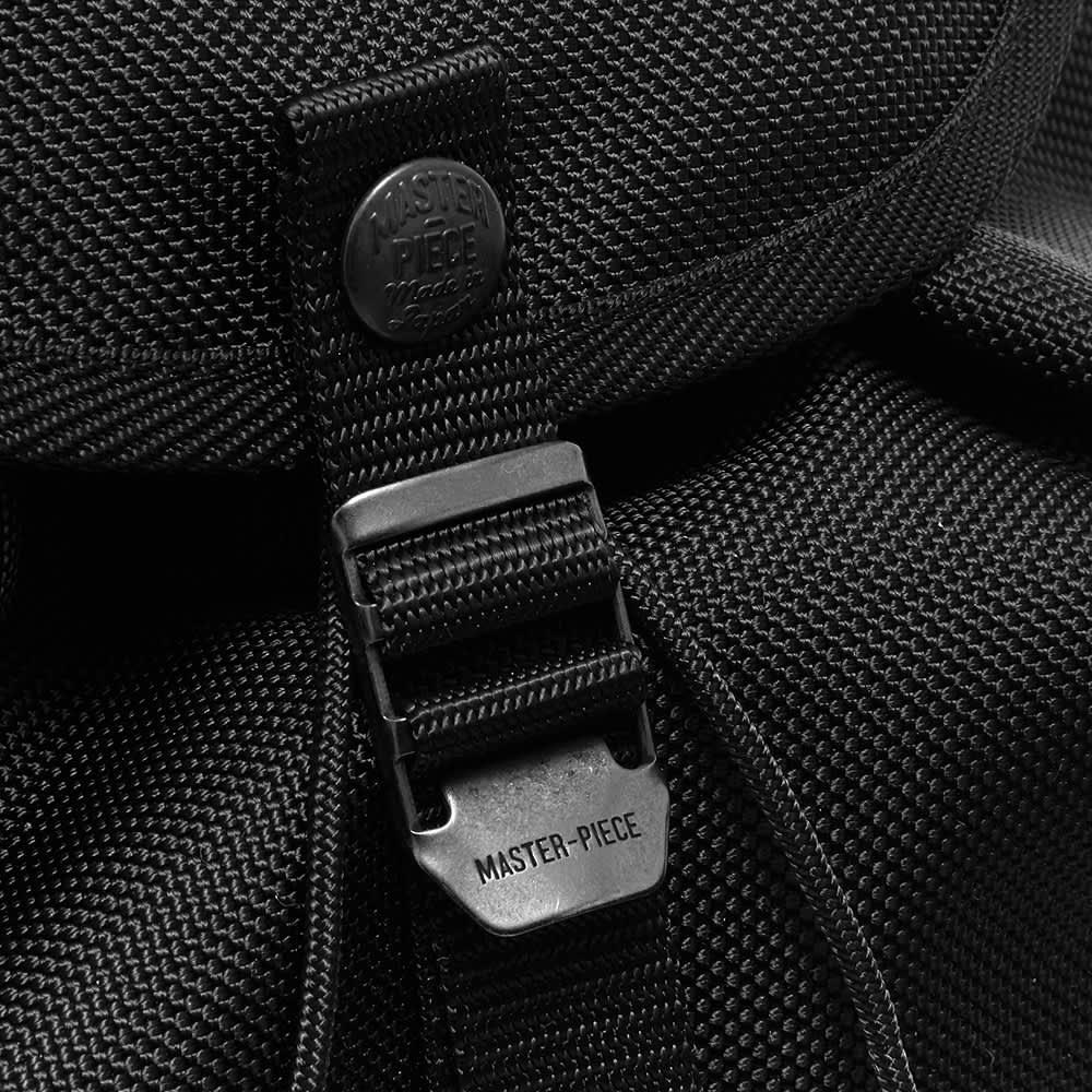 Master-Piece Swish Series Backpack - Black