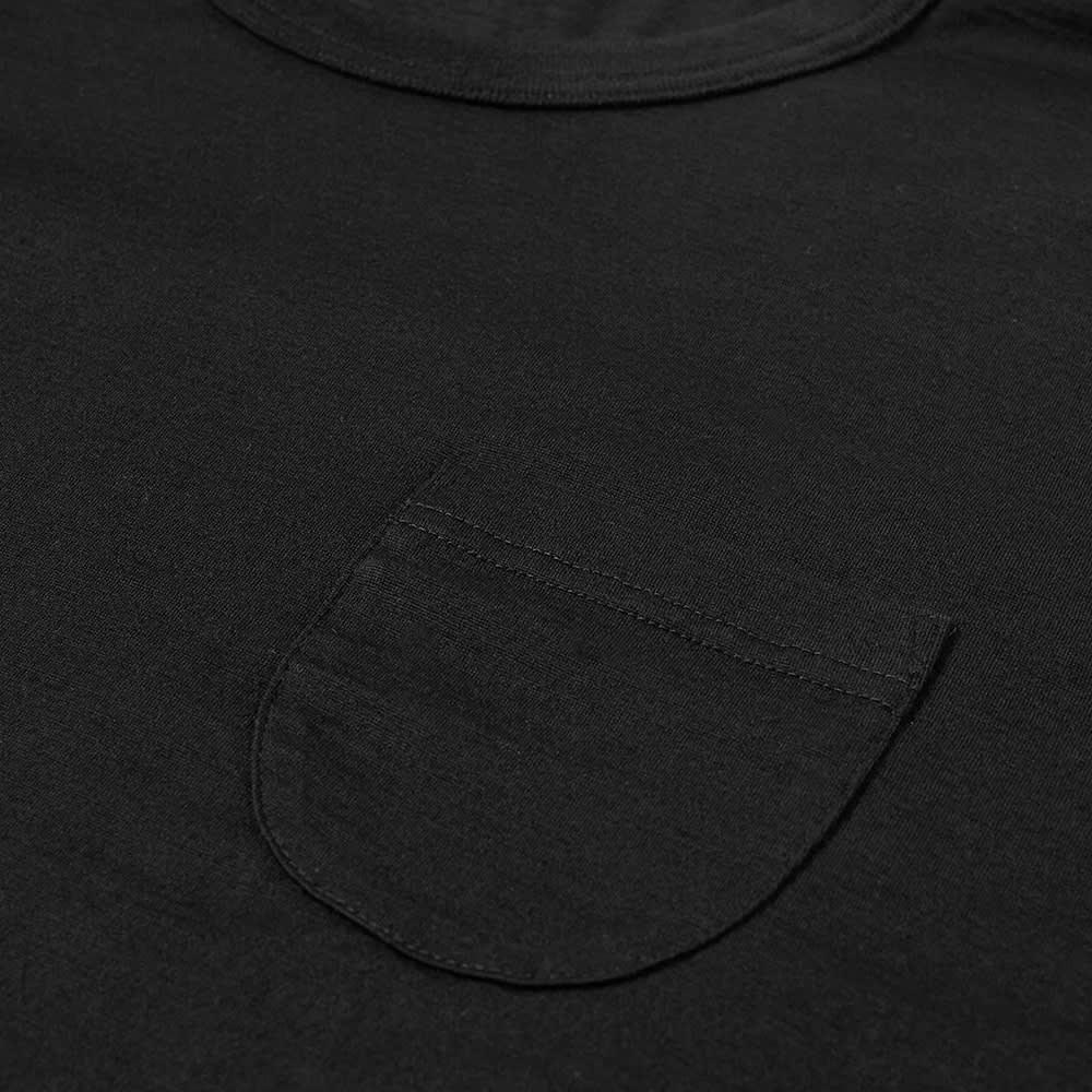 Visvim Sport Amplus Tee - Black