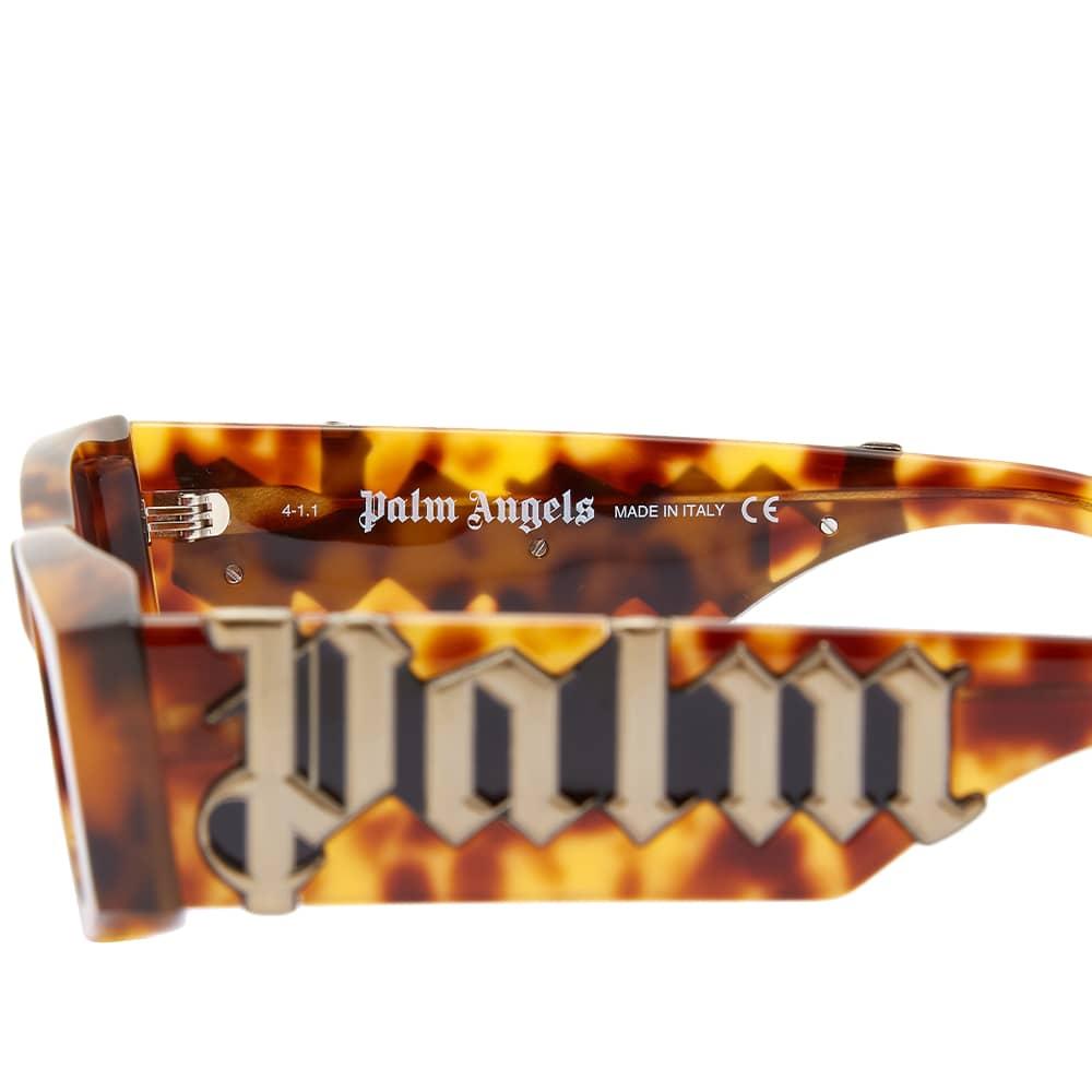 Palm Angels Pa01 Sunglasses Brown Purple - Brown