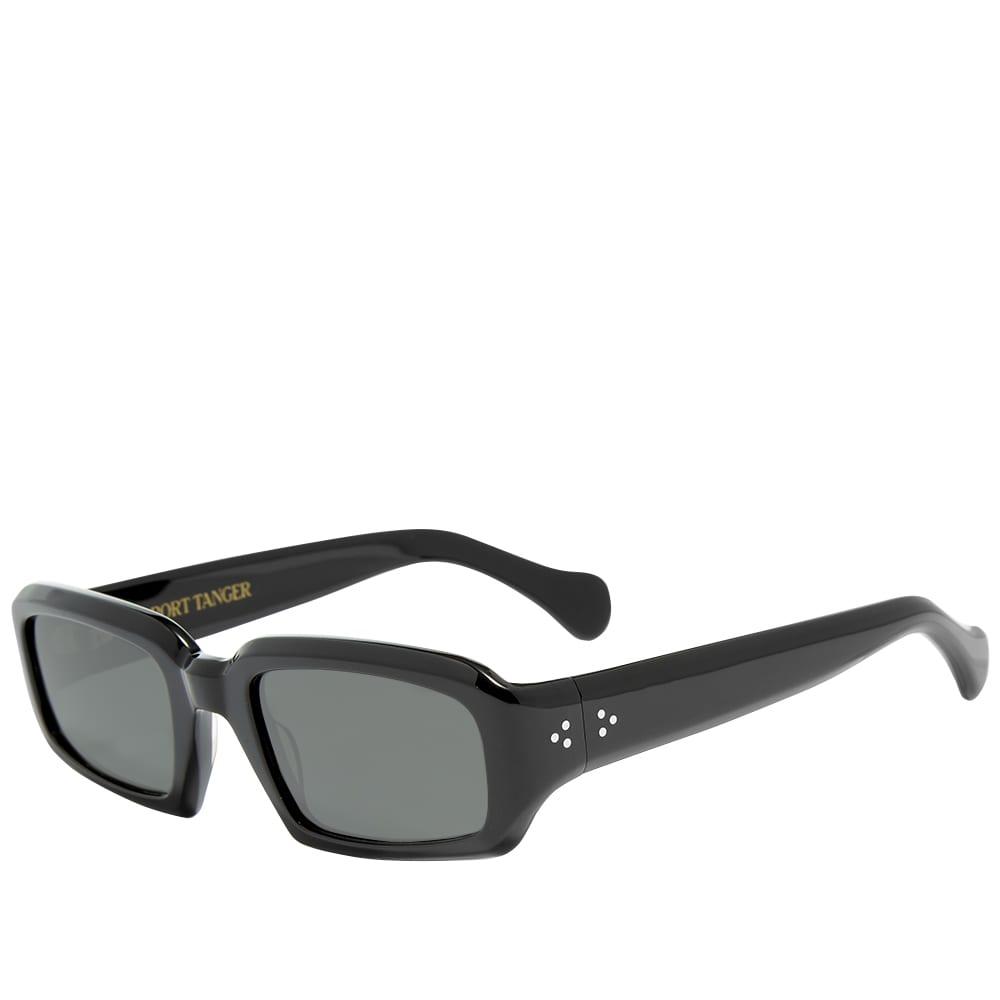 Port Tanger Mektoub Sunglasses - Black