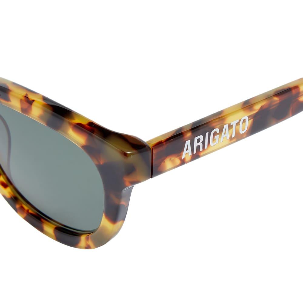 Axel Arigato Alton D-Frame Sunglasses - Tortoise