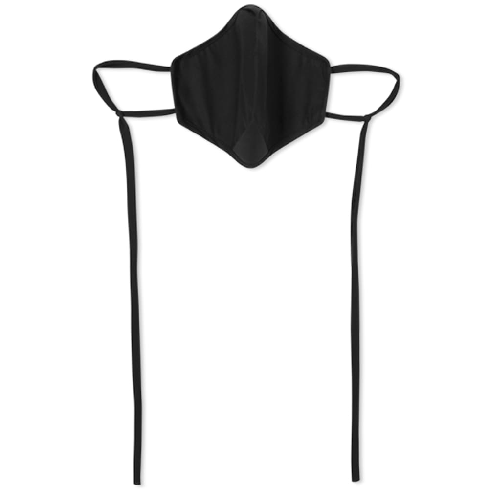 Rick Owens Mask - Black