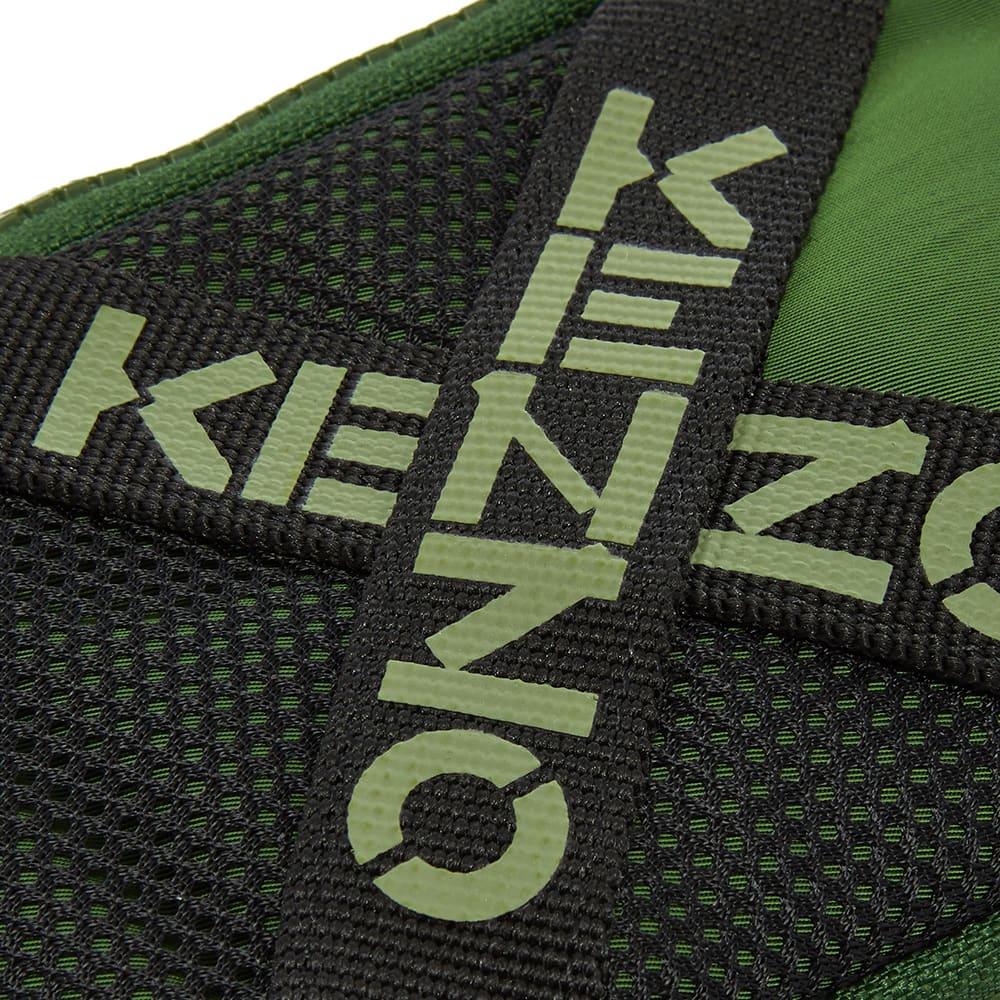 Kenzo Sport Phone Holder On Strap - Dark Khaki