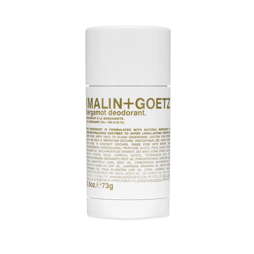 Malin + Goetz Bergamot Deodorant - 73g