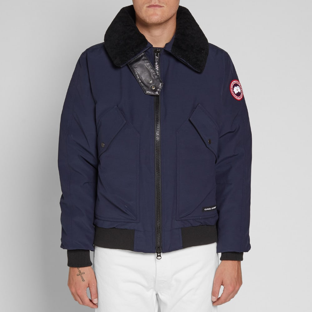 Canada Goose Bromley Bomber Jacket - Admiral Blue