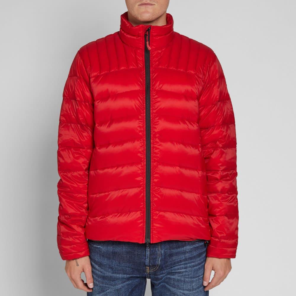 Canada Goose Brookvale Jacket - Red & Black