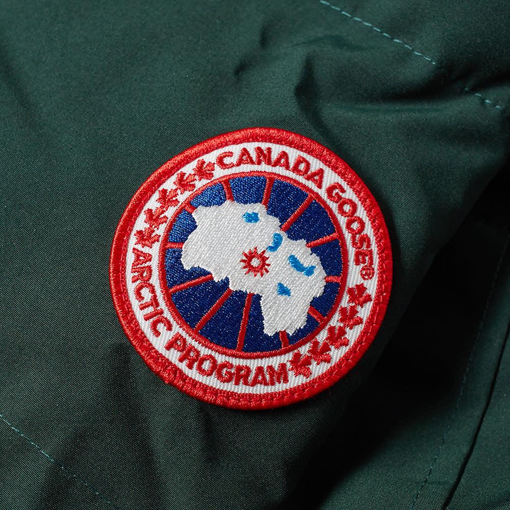 Canada Goose Carson Parka - Spruce