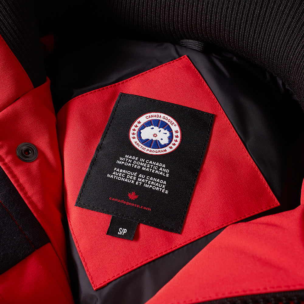 Canada Goose Maitland Parka - Red