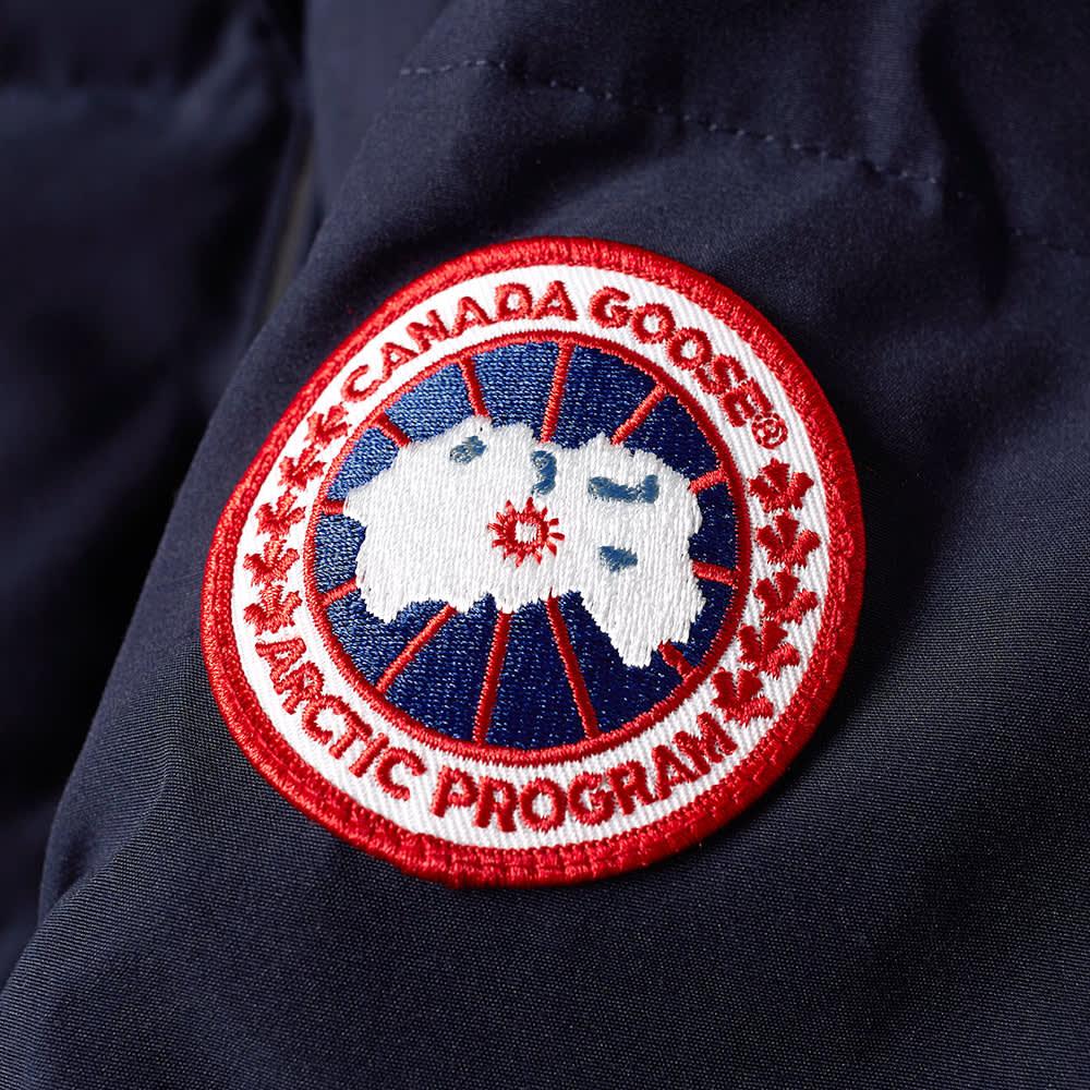 Canada Goose Wyndham Parka - Admiral Blue