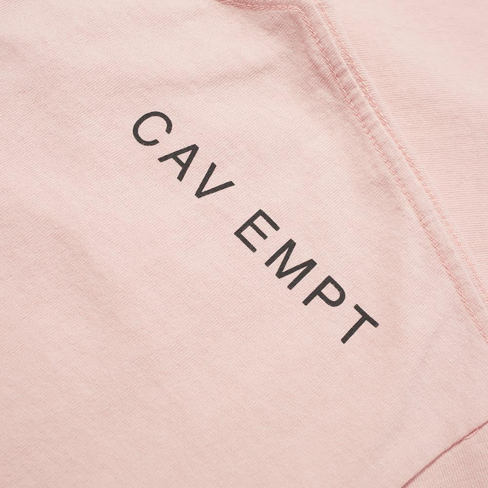 Cav Empt Reformist Tee - Pink