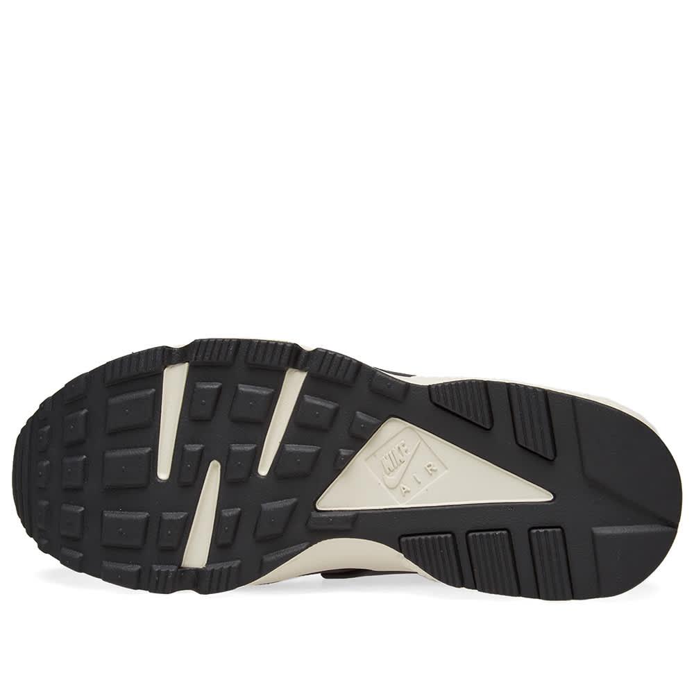 Nike Air Huarache Run Premium - Grey, Sail & Rainforest