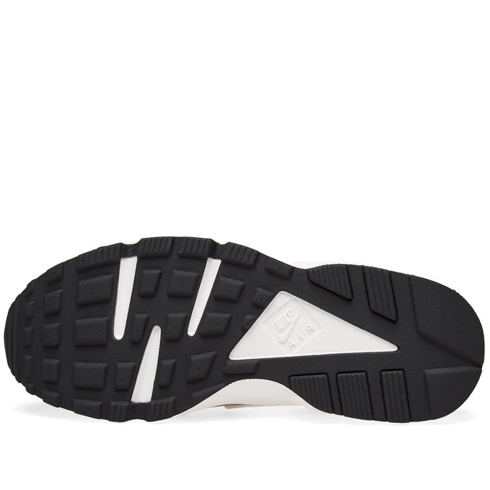 Nike Air Huarache Run W - Mauve, White, Taupe & Black