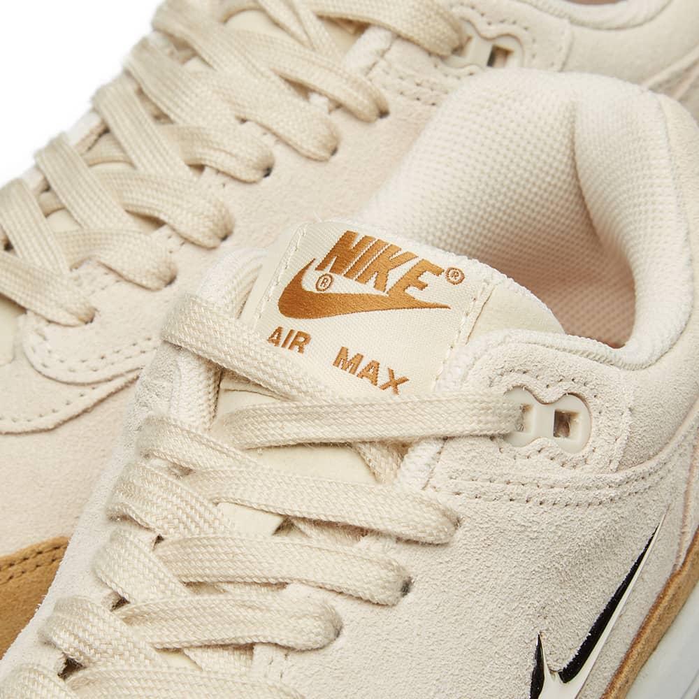 Nike Air Max 1 Premium SC W - Beach, Gold & Bronze