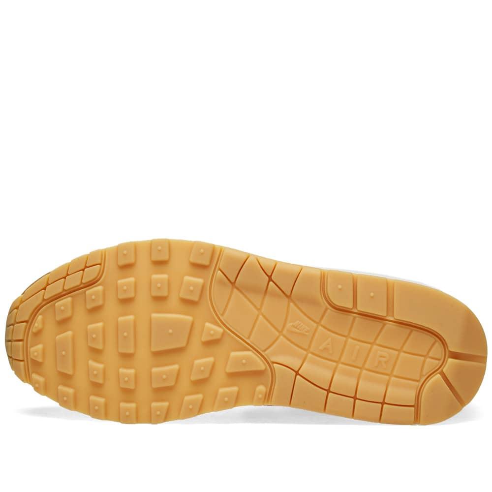 Nike Air Max 1 Premium W - Wheat, Orange & Gum Yellow