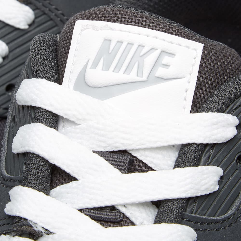 Nike Air Max 90 Essential - Anthracite, Wolf Grey & White