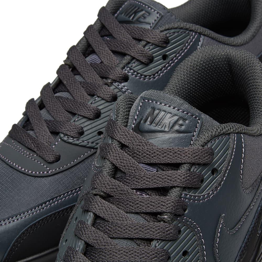 Nike Air Max 90 Essential - Black & Anthracite