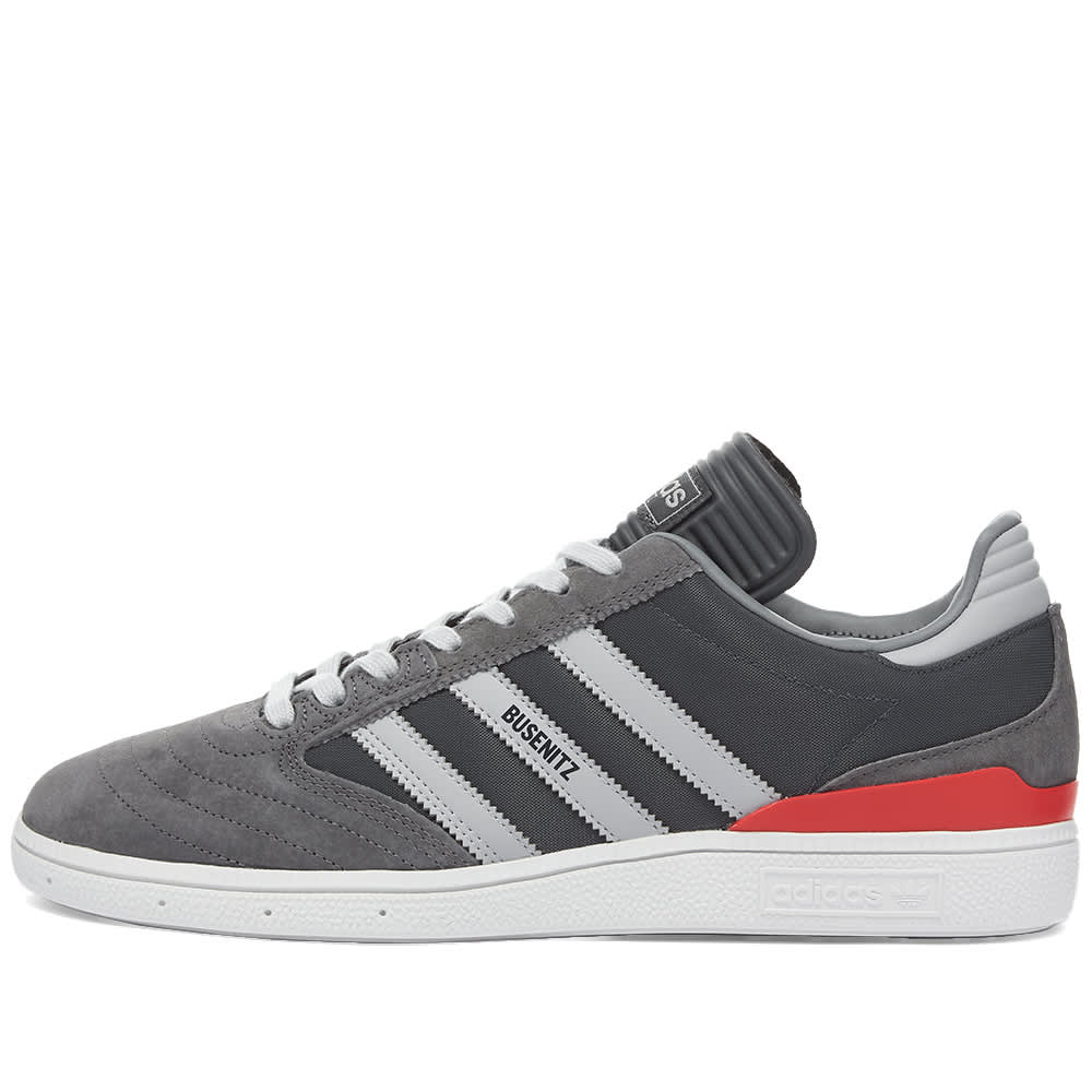 Adidas  Skate Busenitz - Granite, Onyx & Dark Grey