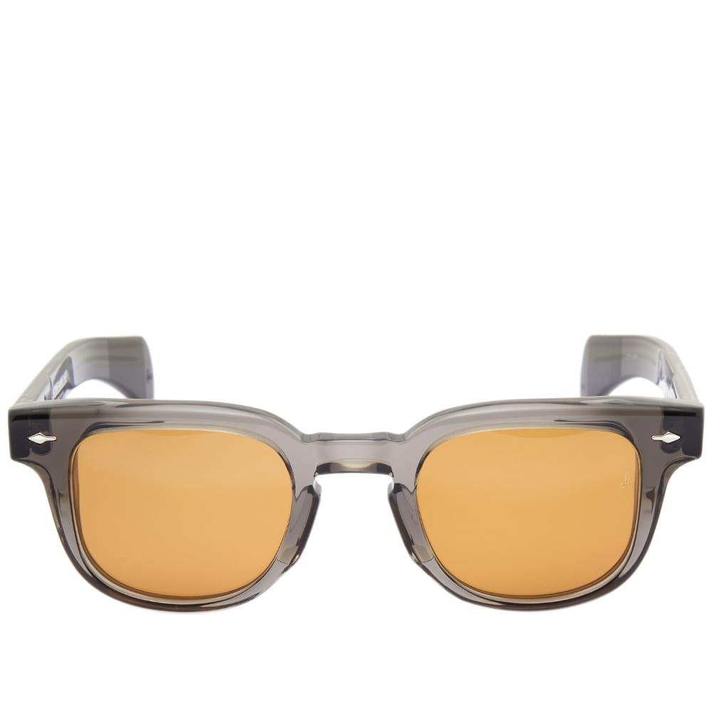 Jacques Marie Mage Jax Sunglasses - Tempest & Orange