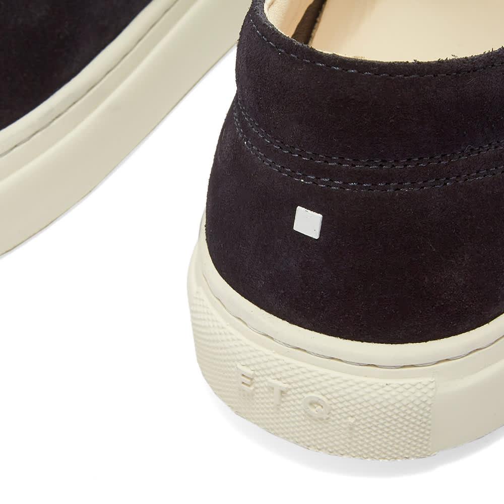 ETQ. Premium Suede Low Top 1 Sneaker - Navy