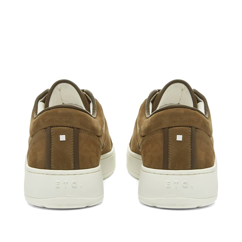 ETQ. Suede Low Top 1 Sneaker Forest