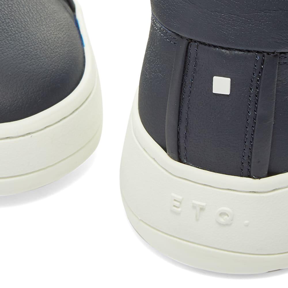ETQ. Low Top 1 Sneaker - Navy Blue