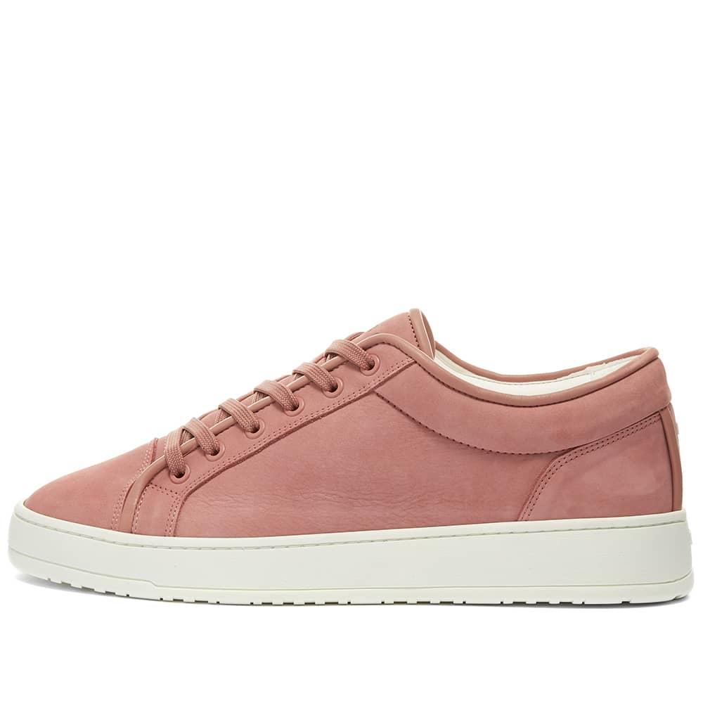 ETQ. Suede Low Top 1 Sneaker - Dusty Rose