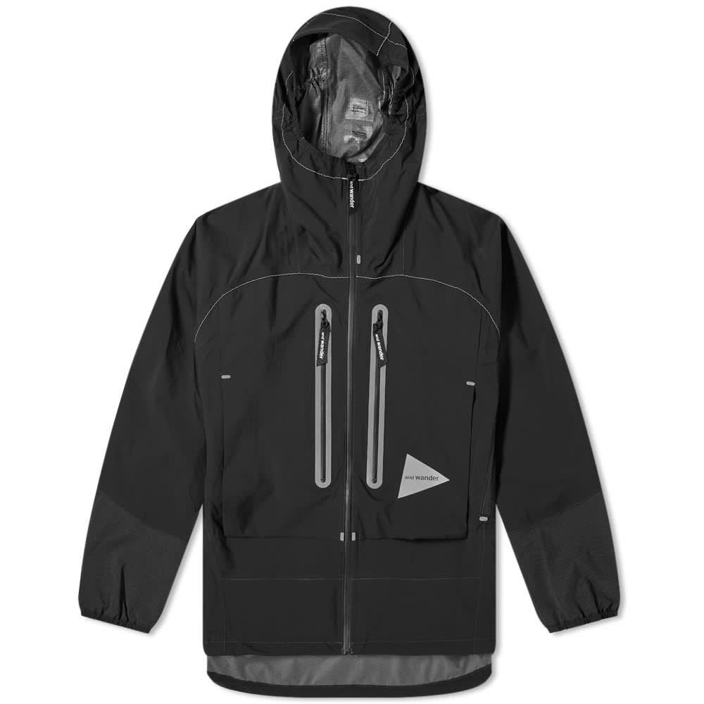 And Wander 2.5 Layer Rain Jacket