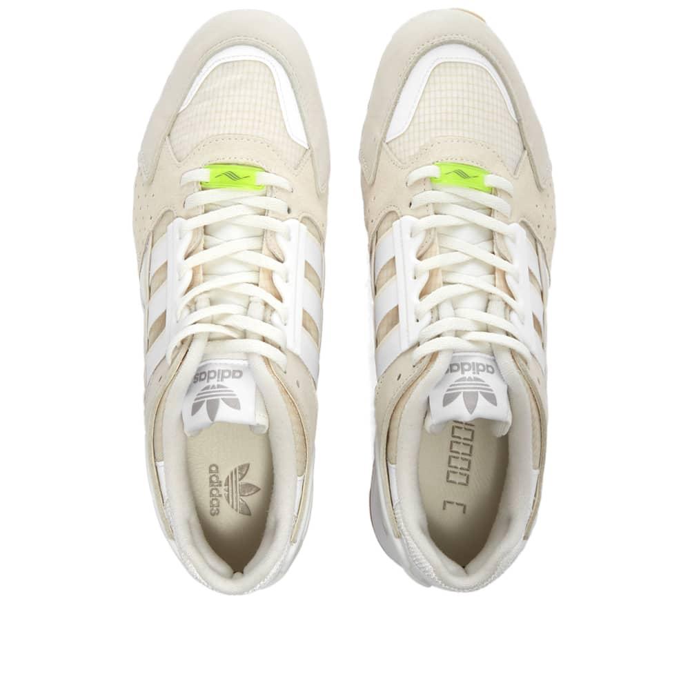 Adidas ZX 10,000 C - White & Chalk White