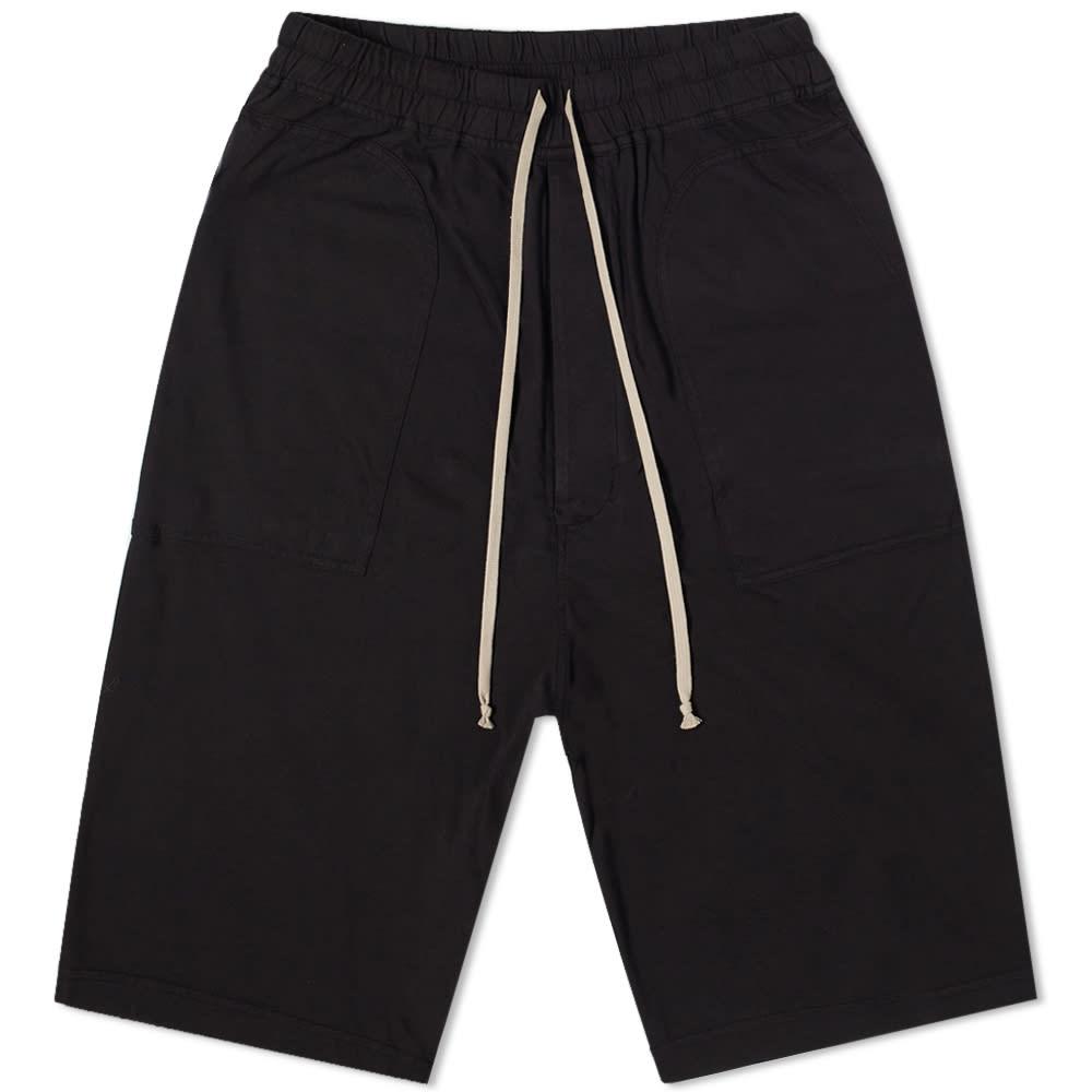 Rick Owens DRKSHDW Lightweight Ricks Bela Shorts - Black