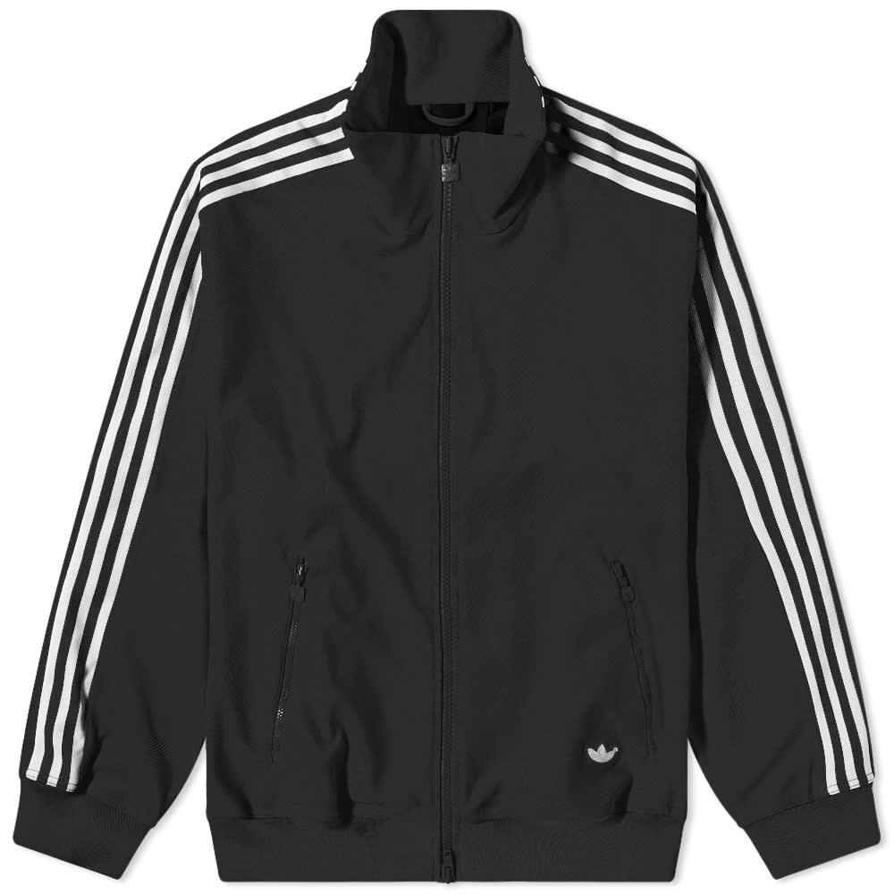 Adidas Blue Version Track Top - Black