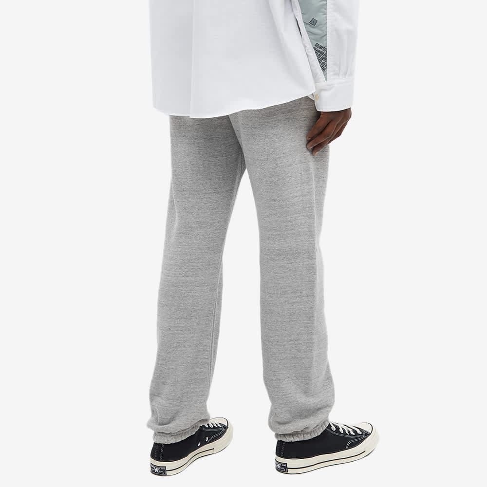 The Real McCoys 10oz Loopwheel Sweat Pant - Grey
