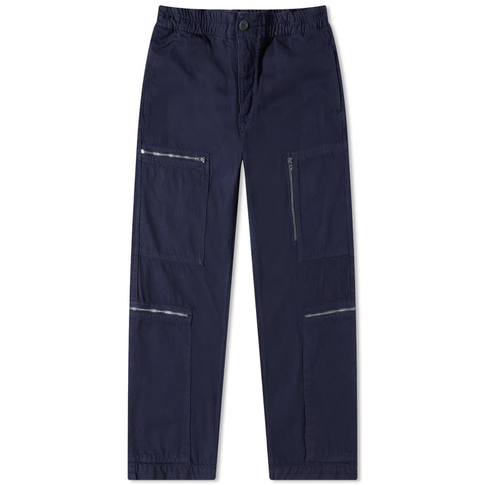 YMC Flight Cargo Pants - Navy