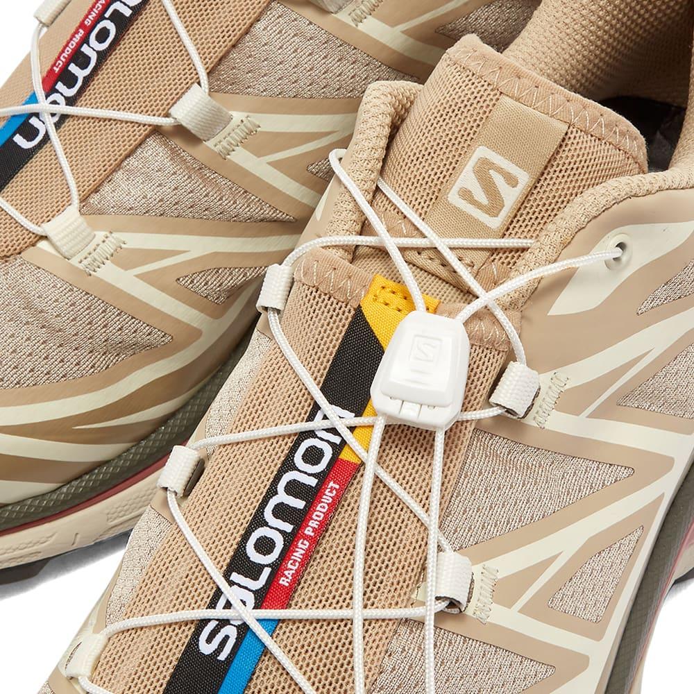 Salomon XT-6 Advanced - Safari, Khaki & Grey