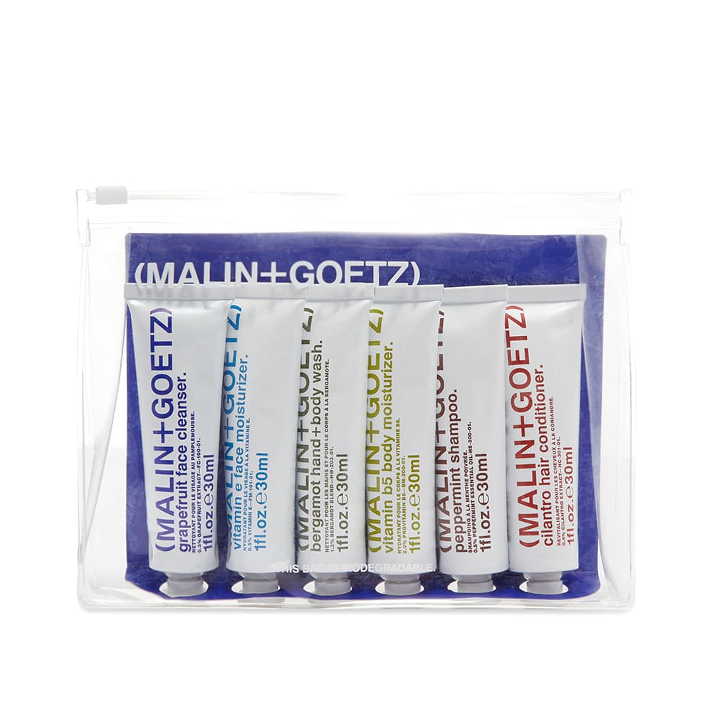 Malin + Goetz Best-Sellers Travel Kit - 6 x 30ml
