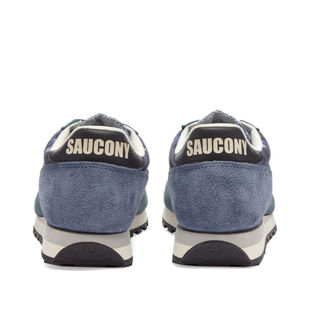 Saucony Jazz 81 Camo - Camo & Blue