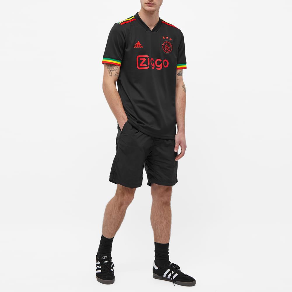 Adidas X Afc Ajax Third Jersey - Black