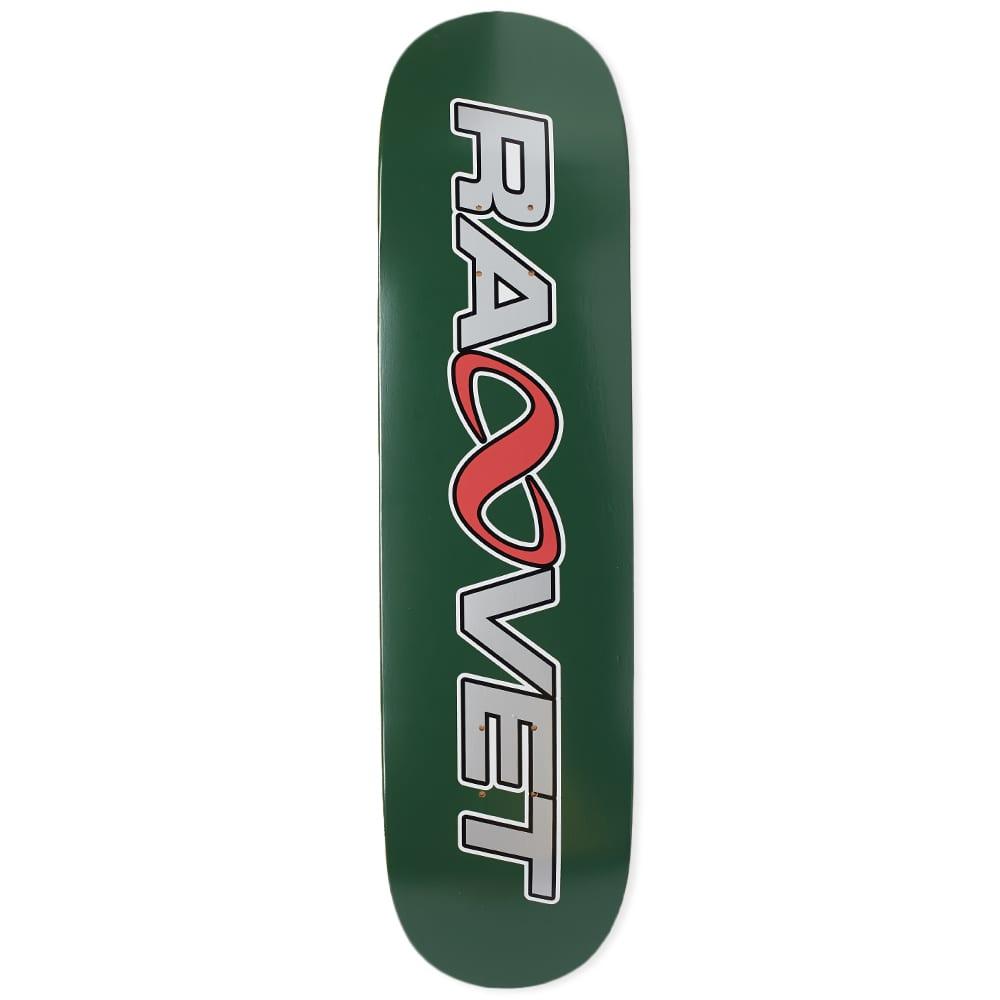 "PACCBET 8.125"" Infinity Logo Skateboard - Logo Green"