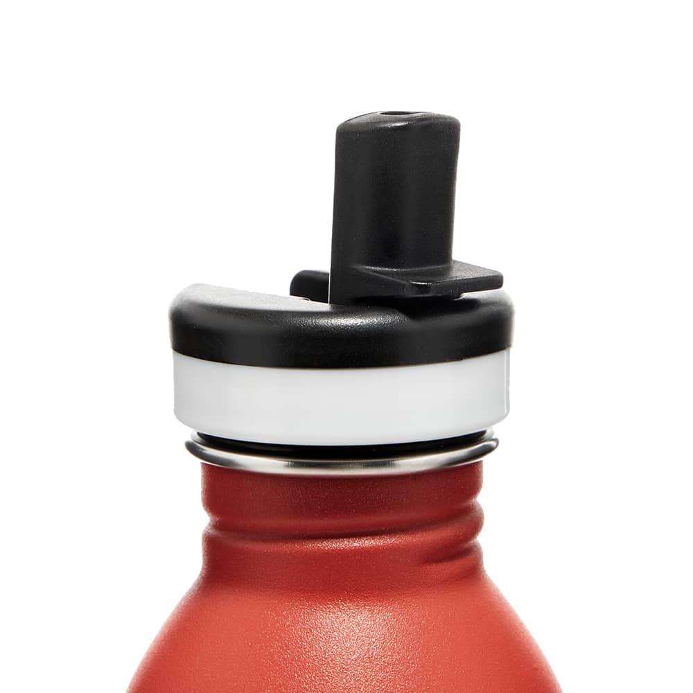 24 Bottles Urban Sport Bottle - Coral Pulse 500ml
