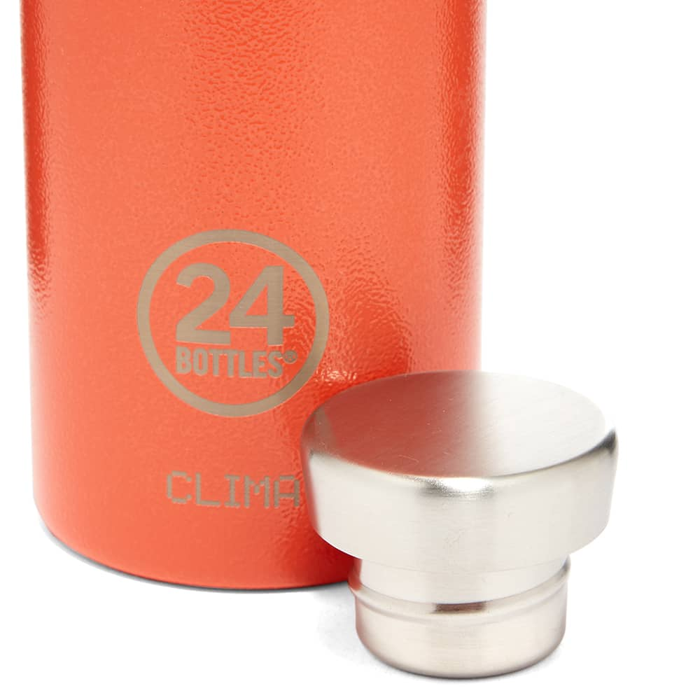 24 Bottles Clima Insulated Bottle 'Rover Collection' - Sunset Orange 500ml