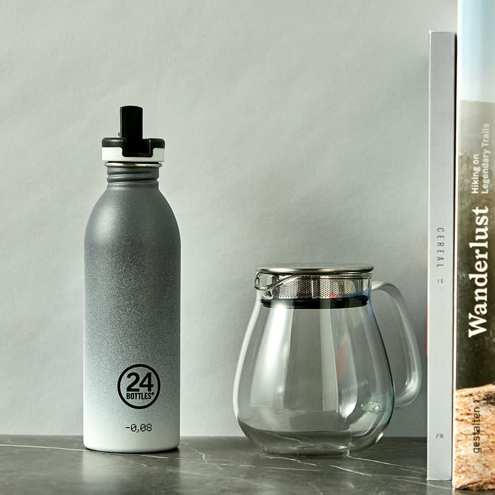 24 Bottles Urban Sport Bottle - Tempo Grey 500ml