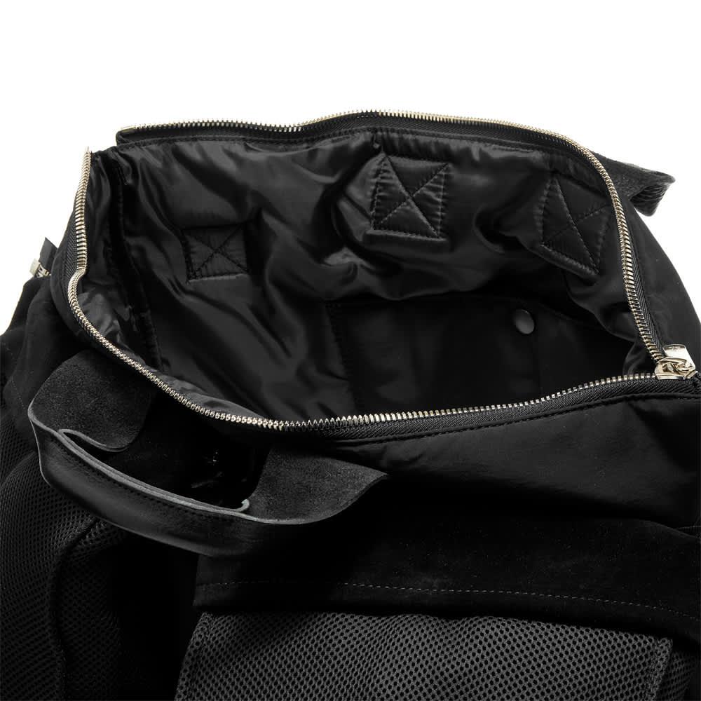 Hender Scheme Multi Helmet Bag - Black
