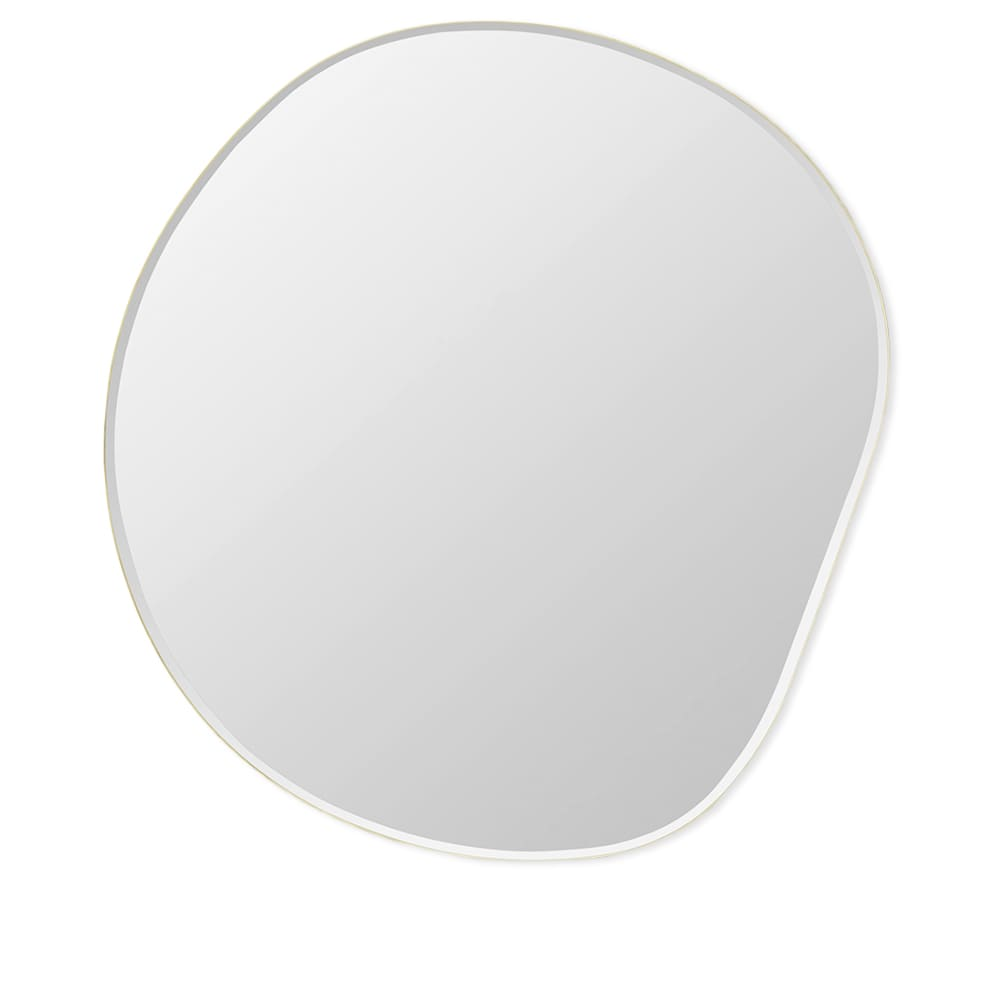 Ferm Living XL Pond Mirror - Brass