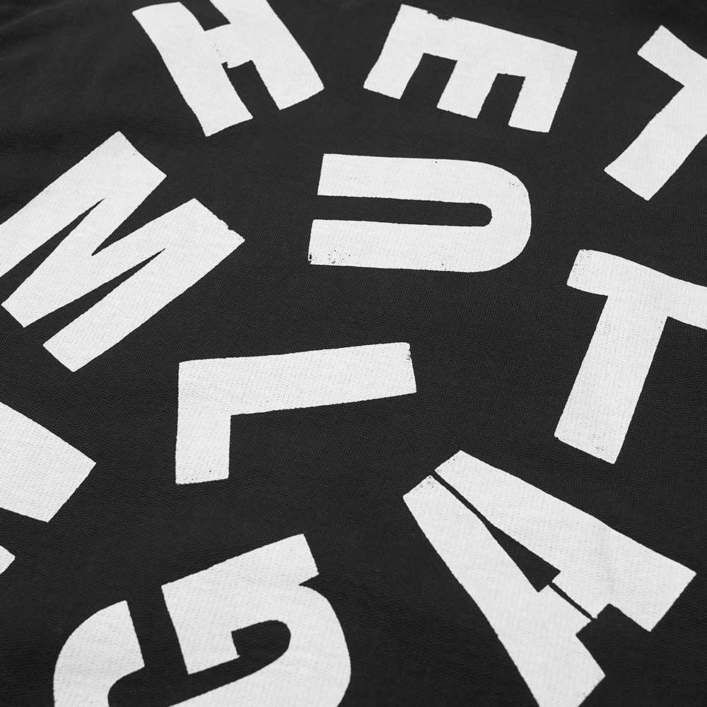 Helmut Lang Logo Popover Hoody - Black