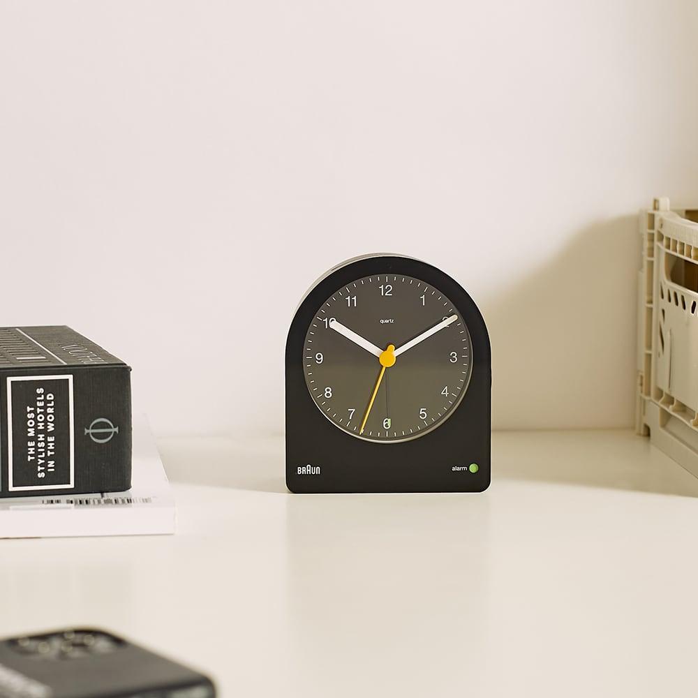 Braun BC22 - Backlit Alarm Clock - Black